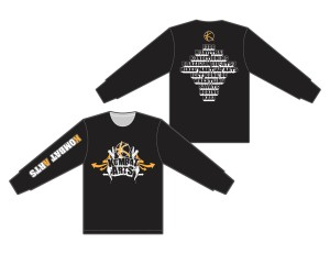 Kombat Long Sleeve