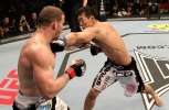 UFC 122 results: Okami squeezes past Marquardt, number one contender